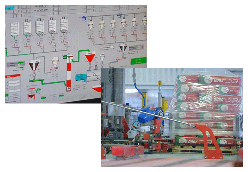 Работа оператор сухие строительные смеси